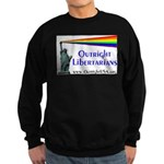 Outright Libertarians Sweatshirt (dark)