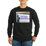 Outright Libertarians Long Sleeve Dark T-Shirt