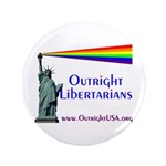 "Outright Libertarians 3.5"" Button (100 pack)"