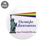 "Outright Libertarians 3.5"" Button (10 pack)"