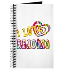 I Love Reading Journal