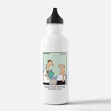 Cute Busy Water Bottle