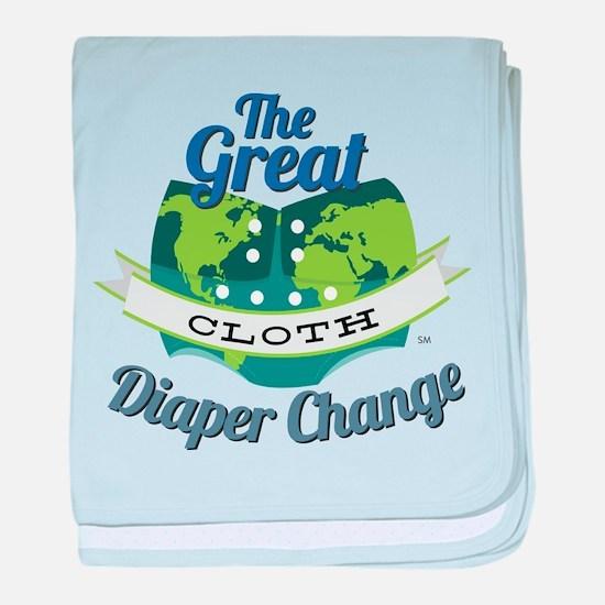 Great Cloth Diaper Change baby blanket