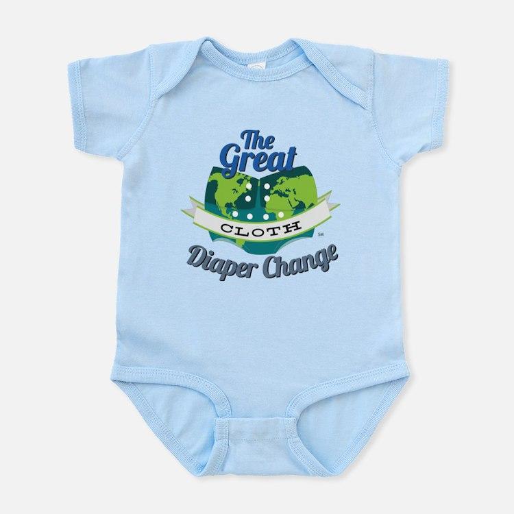 Great Cloth Diaper Change Infant Bodysuit