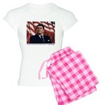 Reagan on Marx and Lenin Women's Light Pajamas