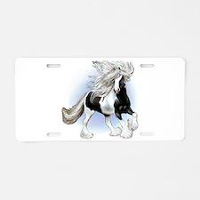 Cassanova Aluminum License Plate