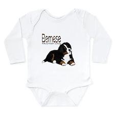 Melting Moment Long Sleeve Infant Bodysuit