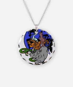 Animals for kids Necklace