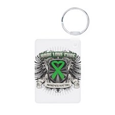 Hope Bile Duct Cancer Keychains