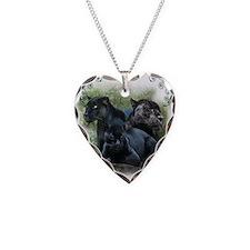 Black Jaguar Necklace