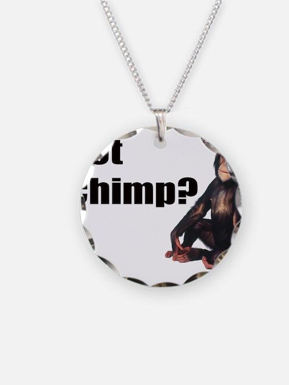 Got Chimp Necklace