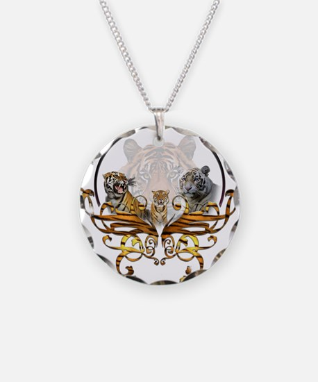 Tigers Necklace
