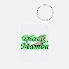 Black Mamba Keychains