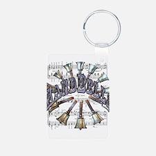 Handbells Keychains