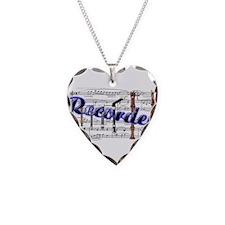 Recorder Necklace
