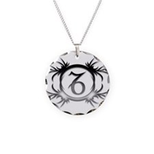 Capricorn Silver 2 Necklace