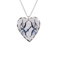 Sagittarius Blue 1 Necklace