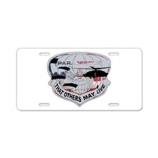 Unique Pararescue Aluminum License Plate
