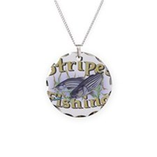 Striper Fishing Necklace