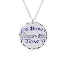 Blow-Tow Necklace