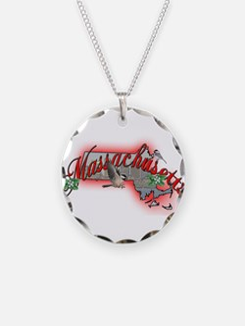 Massachusetts Necklace