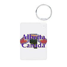 Alberta Keychains