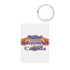 New Brunswick Keychains