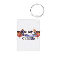 Prince Edward Island Keychains