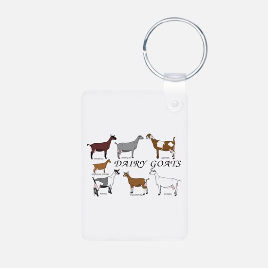 ALL Dairy Does Keychains