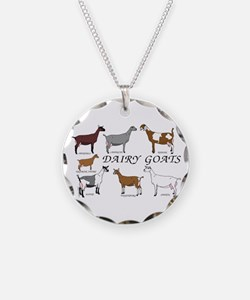 ALL Dairy Does Necklace