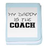 My daddy coach Blanket