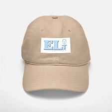 Eli Blue Boy Baseball Baseball Cap