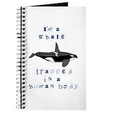 I'm a Whale Journal