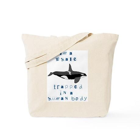 I'm a Whale Tote Bag