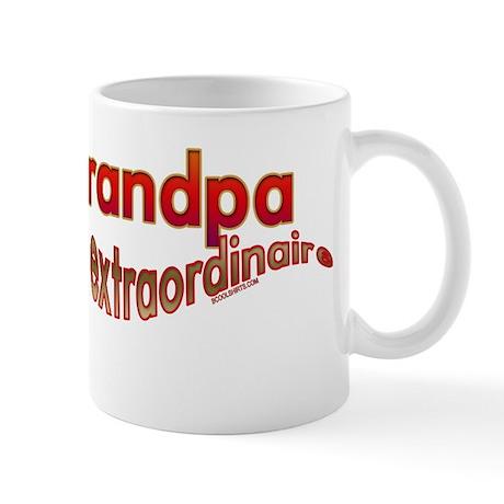 GRANDPA extraordinaire Mug