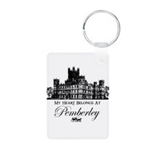Jane Austen Gift Keychains