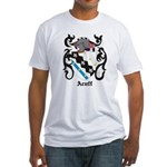 Acuff Coat of Arms Fitted T-Shirt