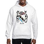 Acuff Coat of Arms Hooded Sweatshirt