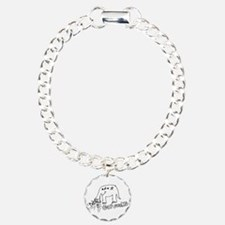 The GOP Sucks Charm Bracelet, One Charm
