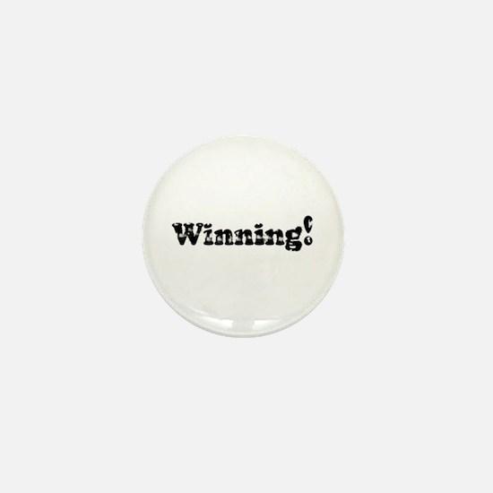 Vintage Winning! Mini Button (10 pack)