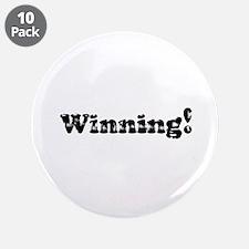 "Vintage Winning! 3.5"" Button (10 pack)"