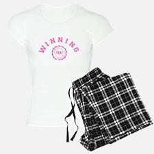Winning DUH Pajamas