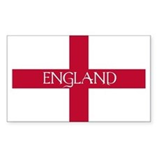 St. George's Cross Decal