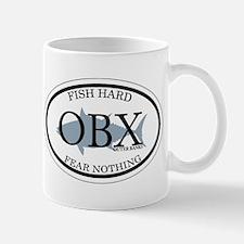 Fish Hard Fear Nothing Mug