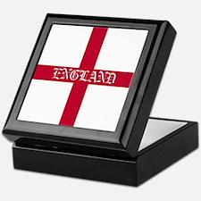 St. George's Cross Keepsake Box