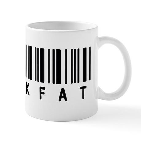 stinkfat barcode Mug