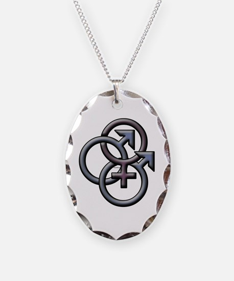 Cute Bisexual Necklace