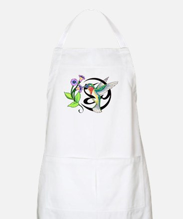 Hummingbird Tribal BBQ Apron