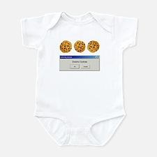 Enable Cookies Infant Bodysuit