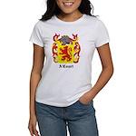 A'Court Coat of Arms Women's T-Shirt